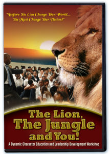 The Lion, The Jungle, and You!